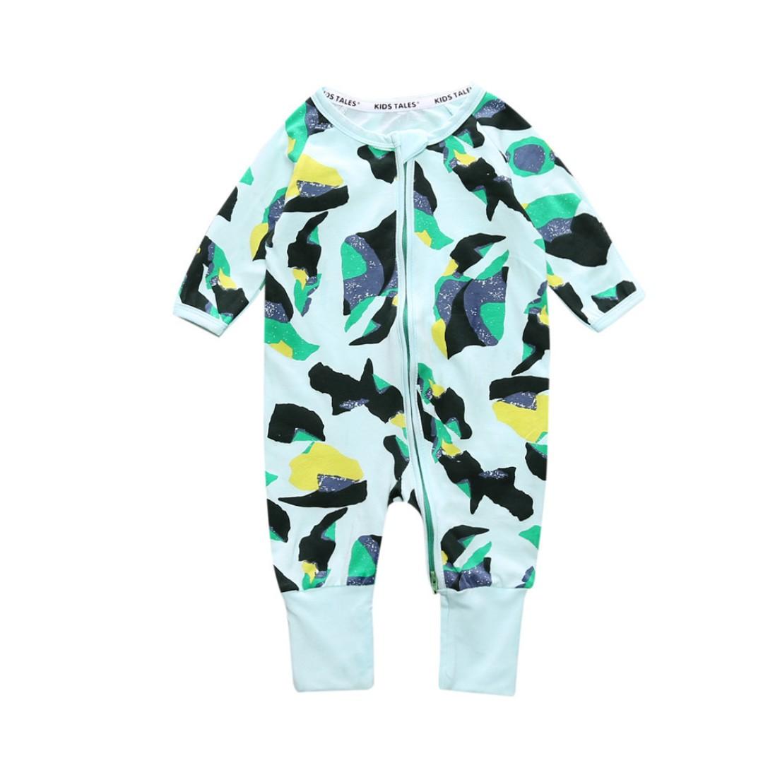 1bfa83326714 🌟INSTOCK🌟 Abstract Stroke Mint Tiffany Blue Zipper PJ Pajama ...