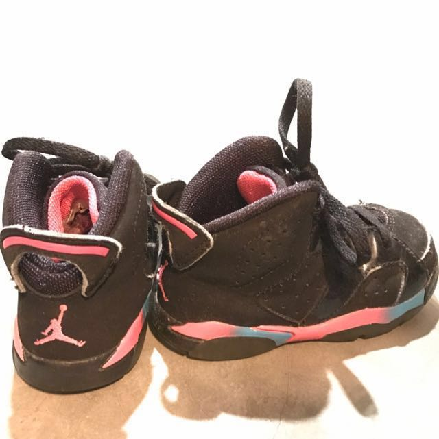 huge discount 3b4e1 bbd2e Jordan Basketball Shoes For Toddler Size 6C