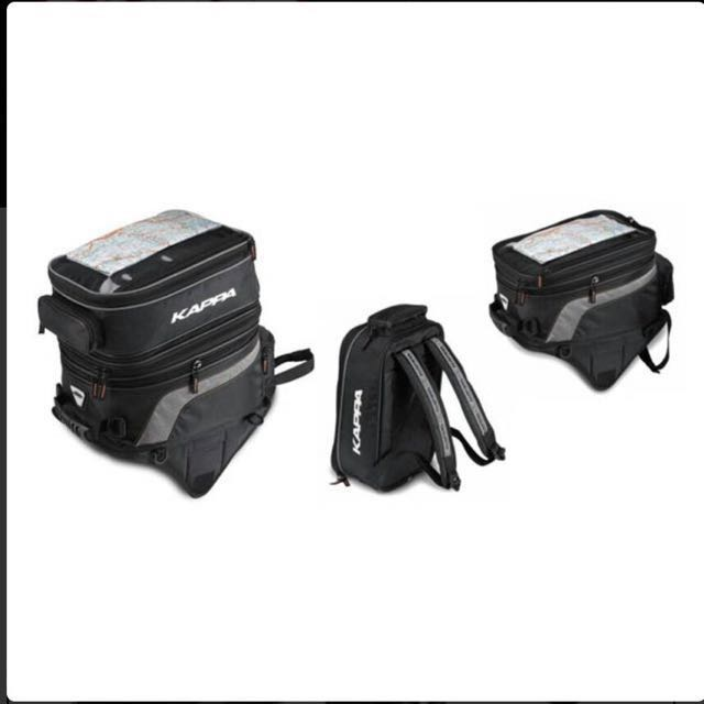 aadec58b34 Kappa LH201 Magnetic Tank Bag, Motorbikes, Motorbike Accessories on ...