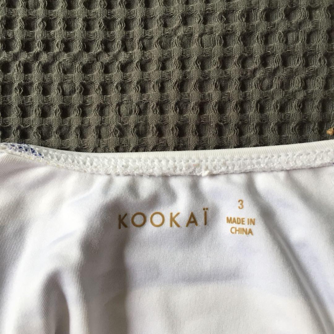 Kookai body suit/one piece
