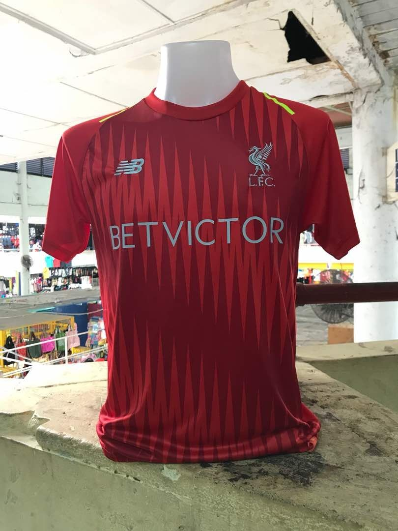 Liverpool 18 19 Training Kit aee22ff21