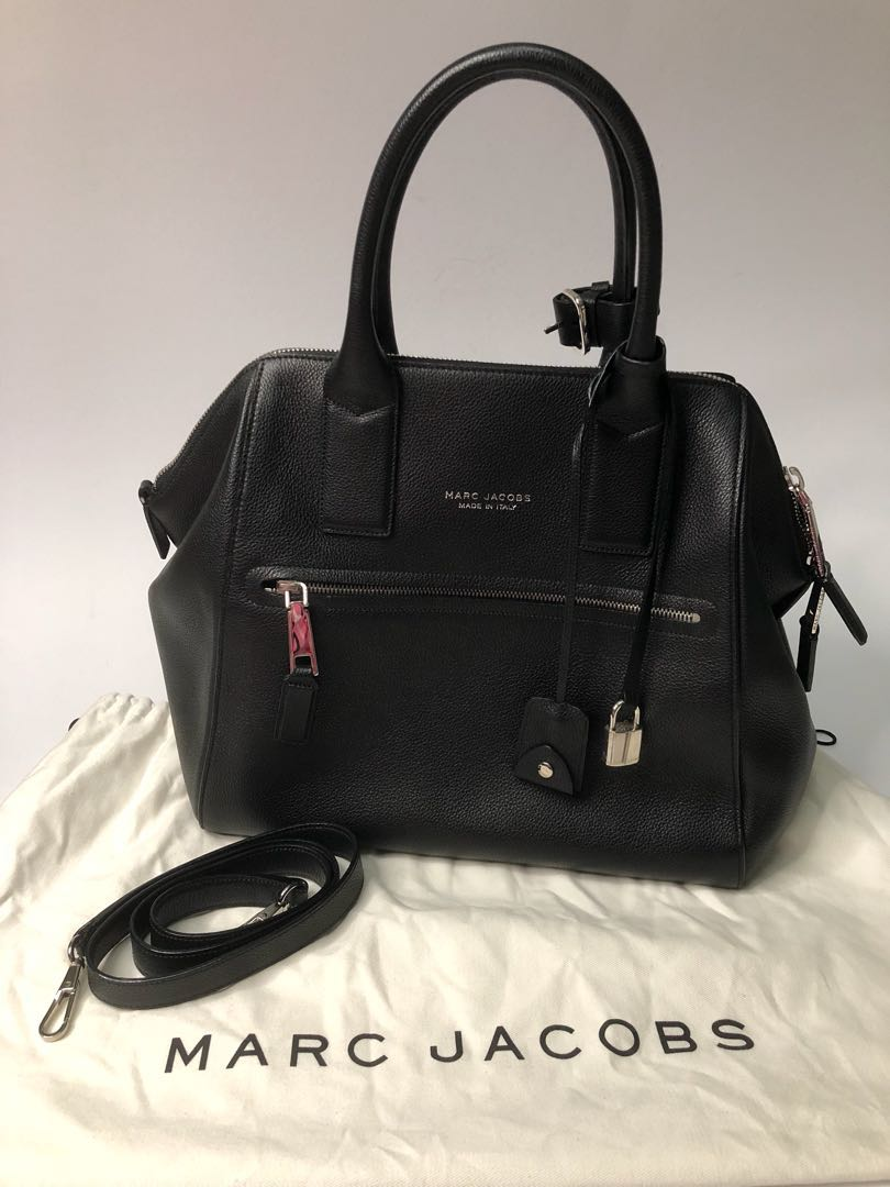 0ab8ac78043 Marc Jacobs Incognito large, Luxury, Bags & Wallets on Carousell