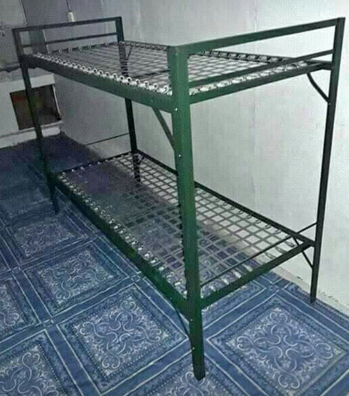 Military Bunk Beds Home Furniture On Carousell