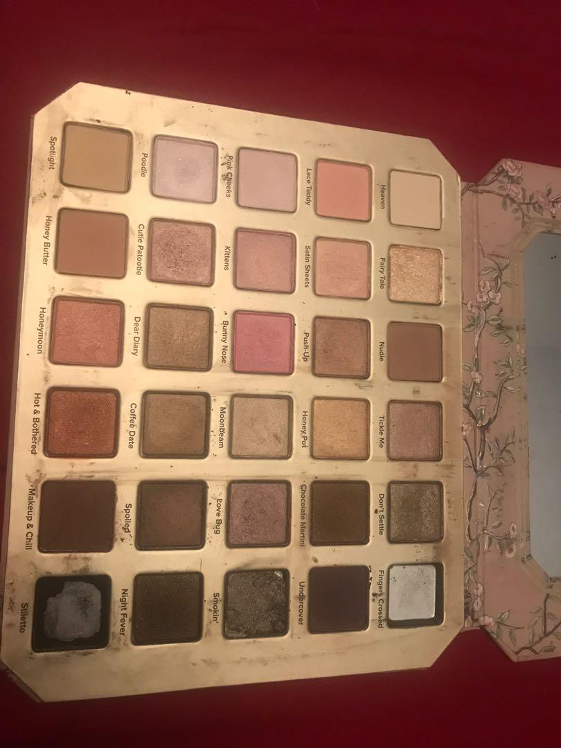 Name brand eyeshadow pallets