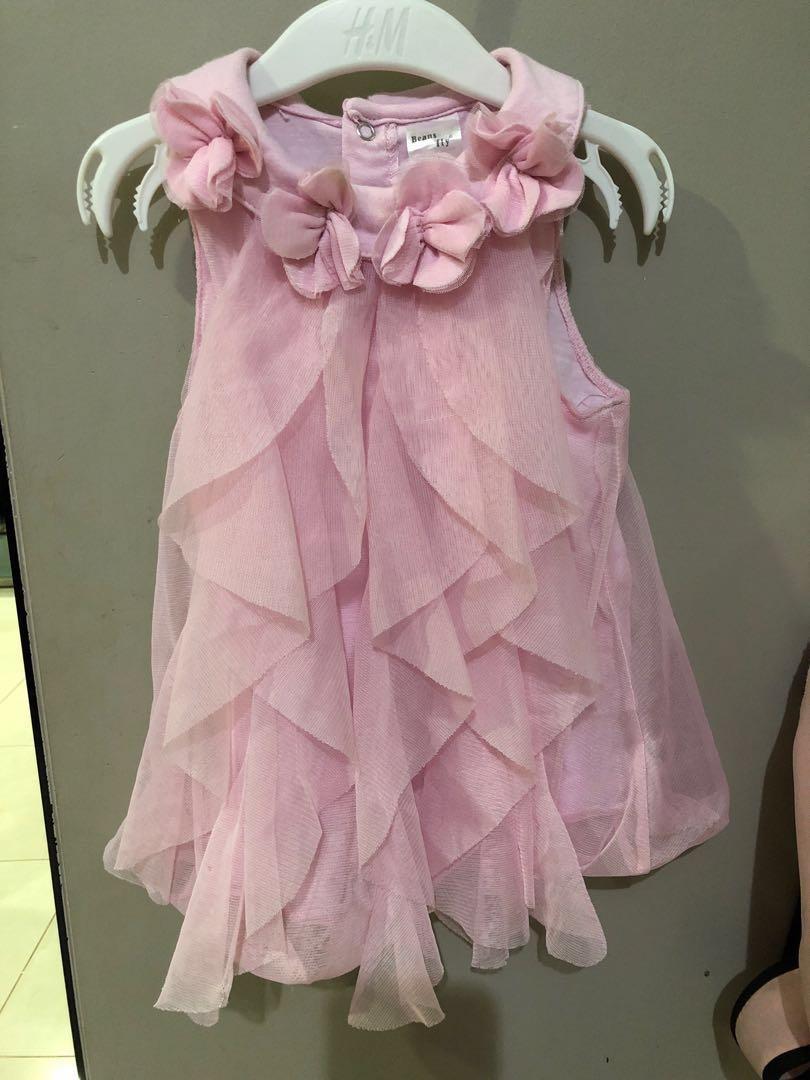 54b74aa19764 New baby girl dresses