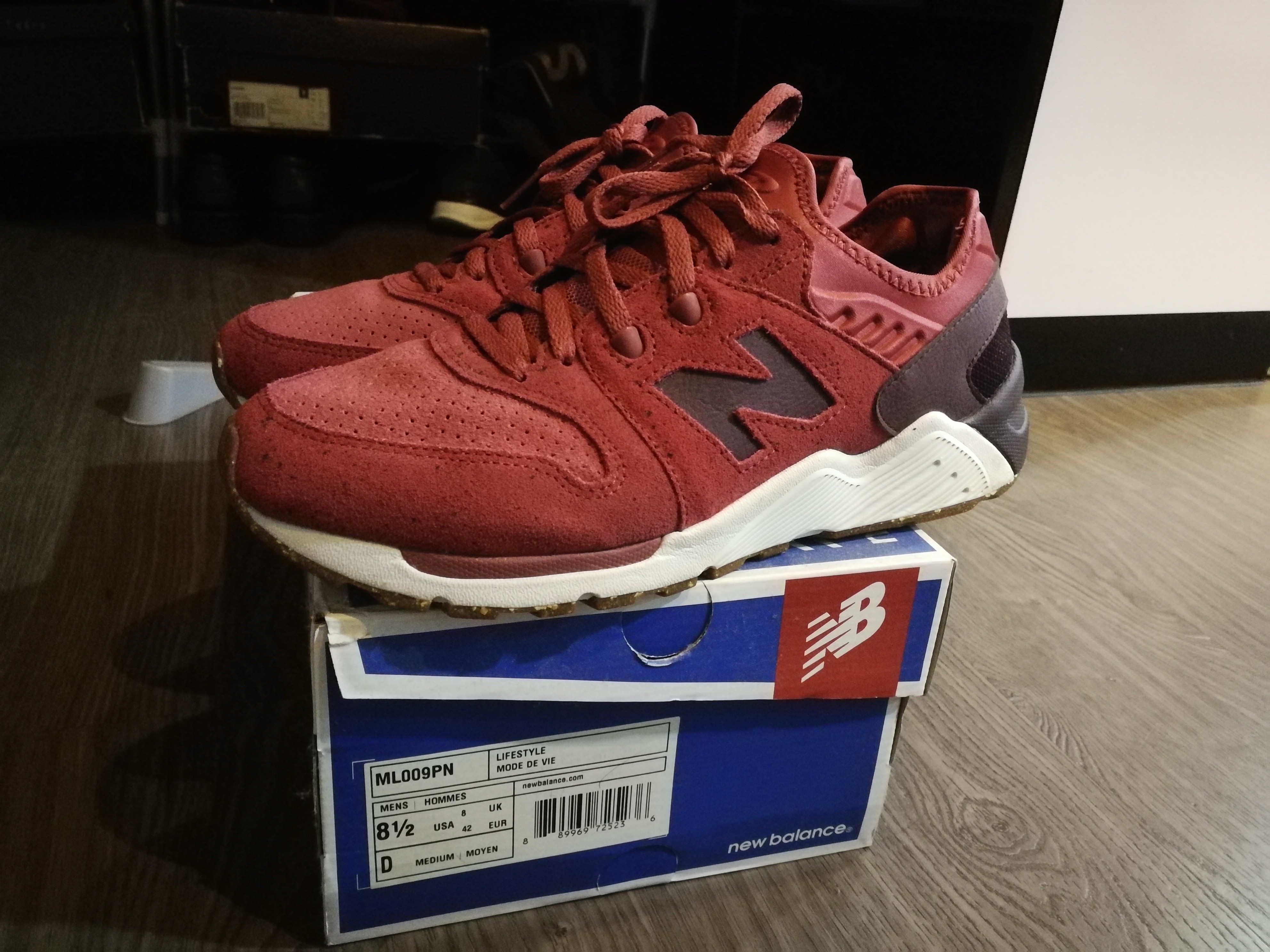 d3c5d6a9ac New Balance Shoes, Men's Fashion, Footwear, Sneakers on Carousell