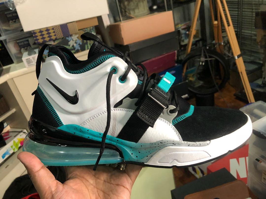 Nike Air Force 270 Command Force (S12, Used 2x)