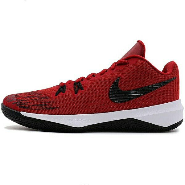 fc3c08f89d07 Nike zoom evidence 2 ep (us 9) University Red  Wild Red