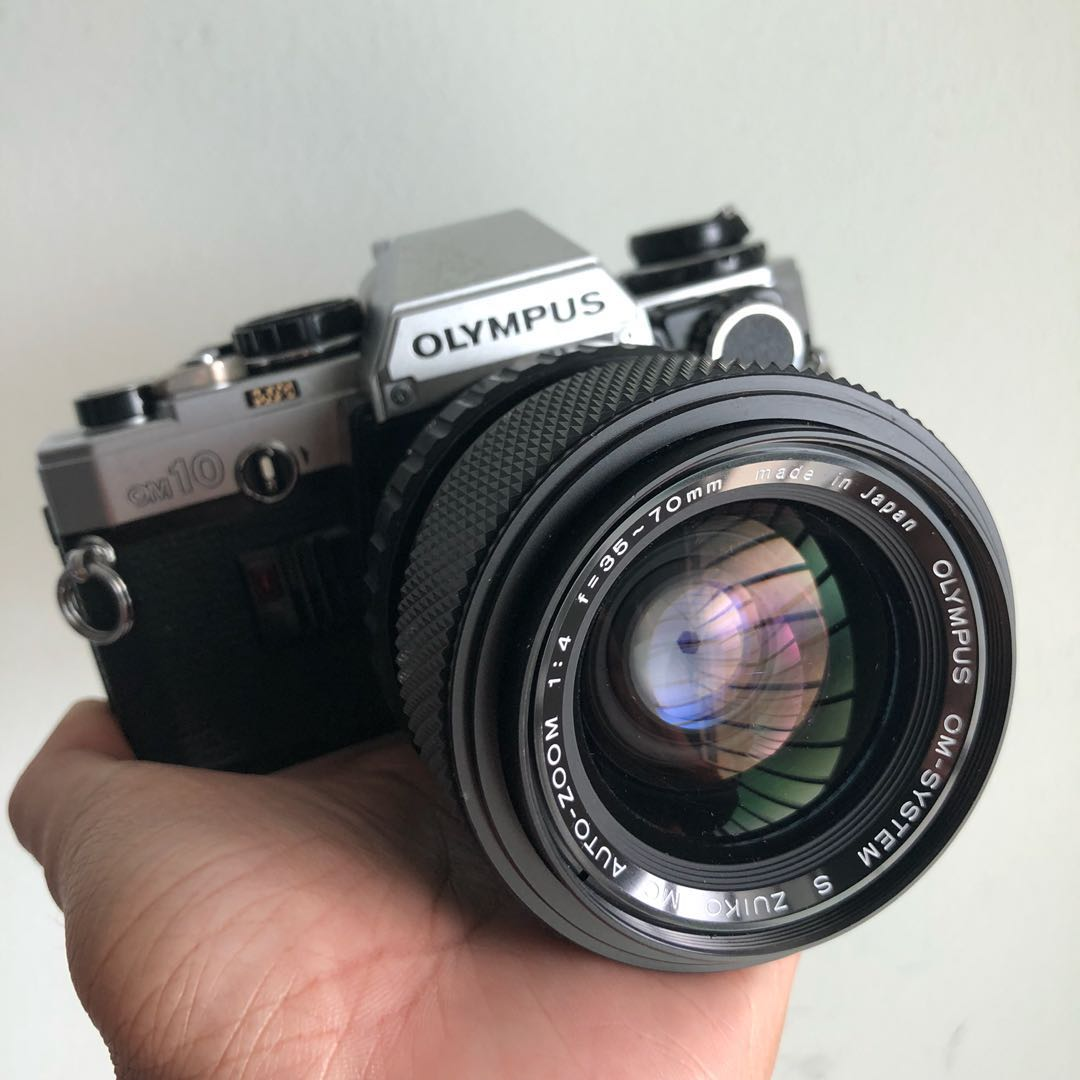 olympus manual adapter