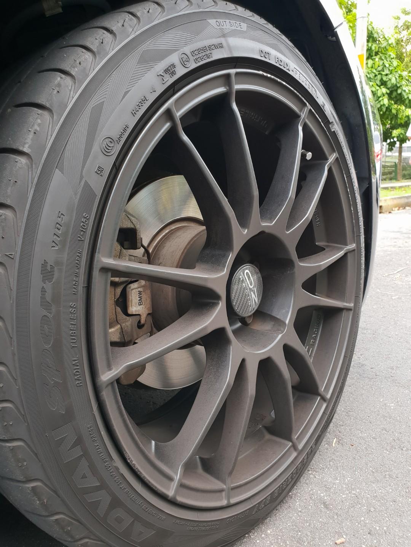 Bmw F30 Oz Wheels