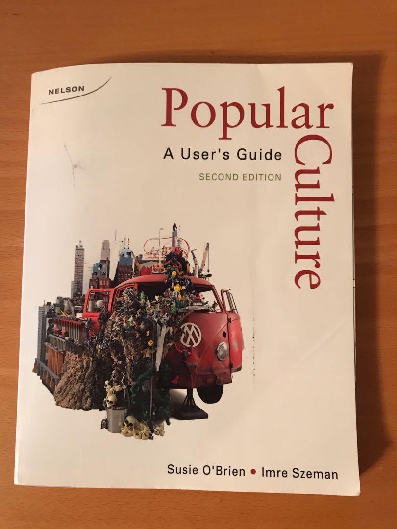 Popular Culture (second edition)