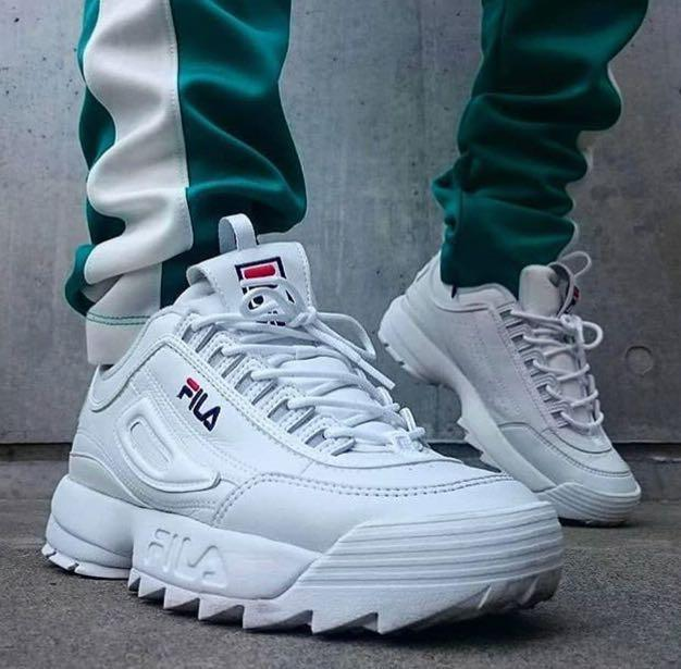 PRICE DOWN!! FILA Disruptor 2 Available