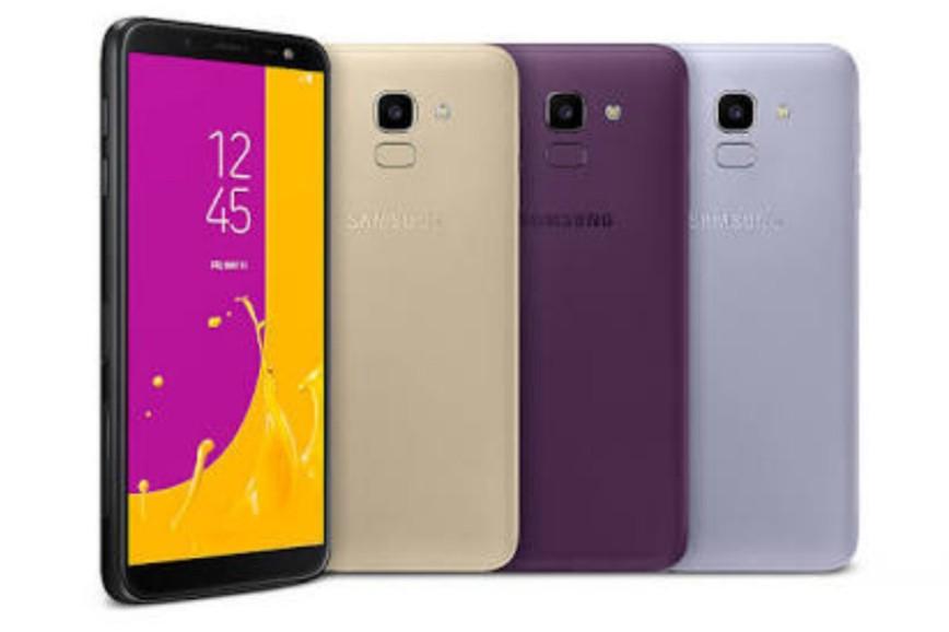 Samsung J6 2018 Telepon Seluler Tablet Ponsel Android Di Carousell