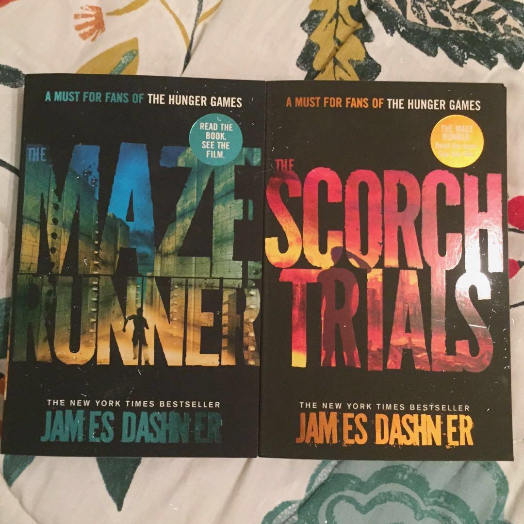 Maze Runner Scorch Trials Books Www Topsimages Com