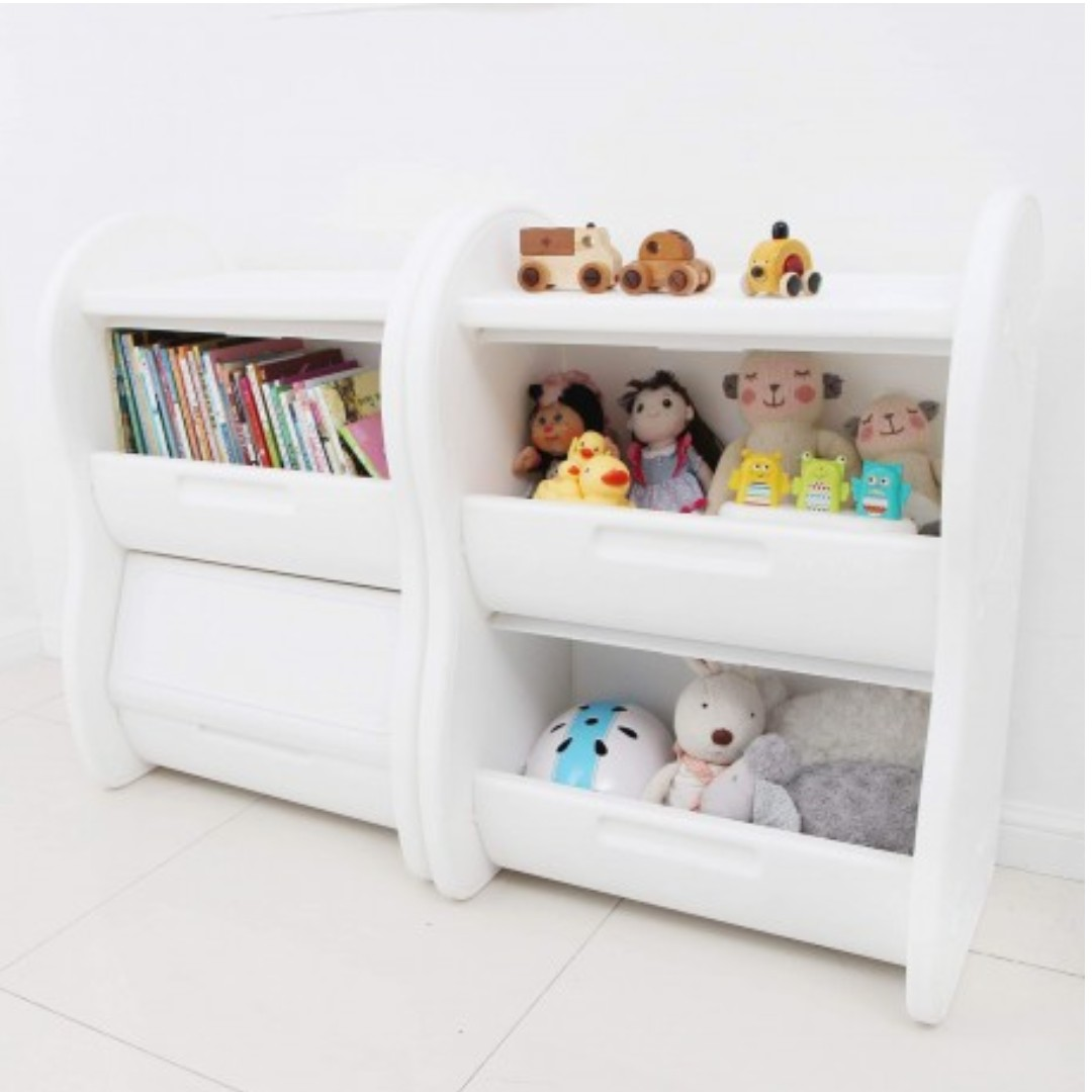 Toy Organizer Shelf Furniture Shelves Drawers On Carousell