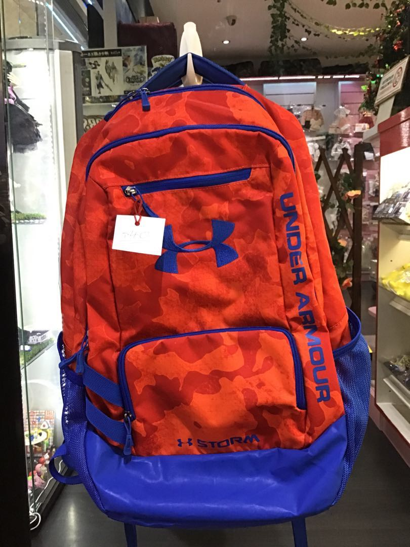 de08d985ea Under armour bag pack use once only