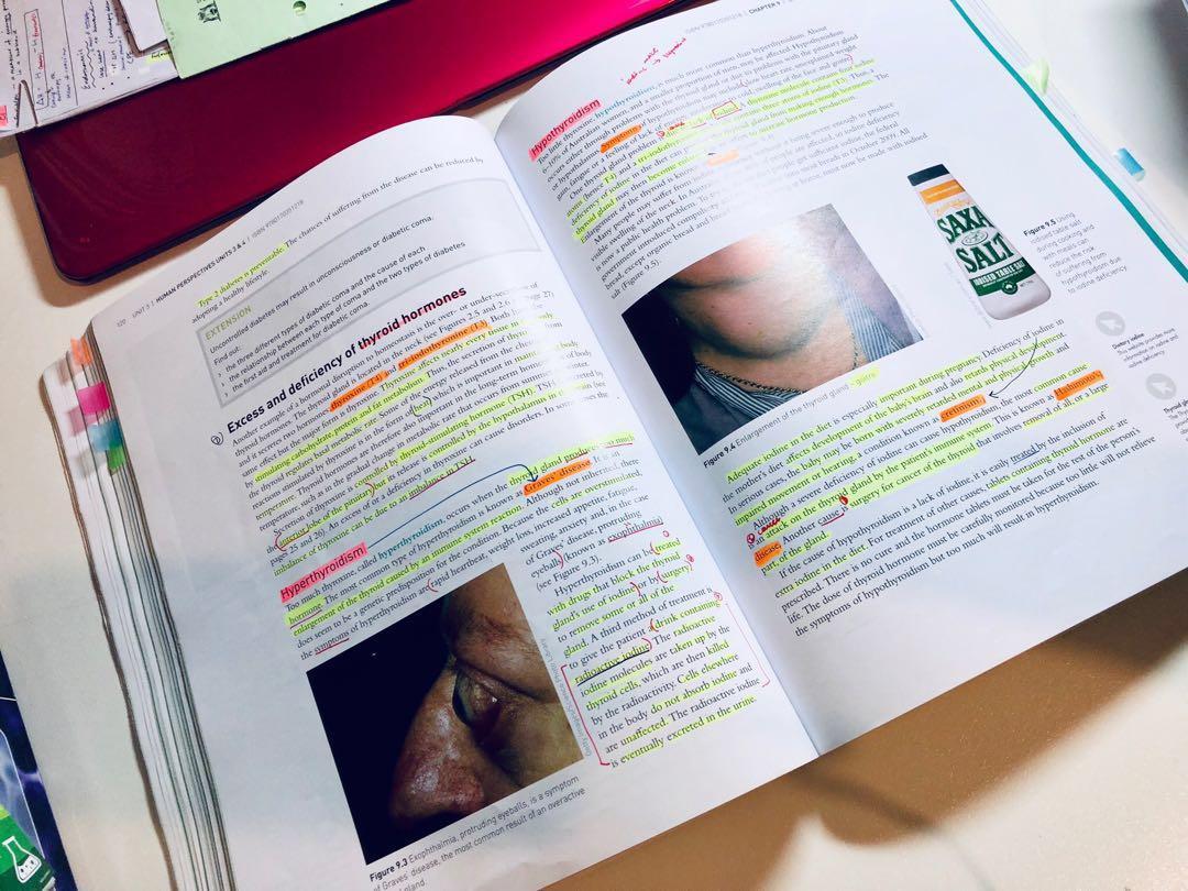 WACE YR12 ATAR TEXTBOOK (Human Biology, Chemistry)