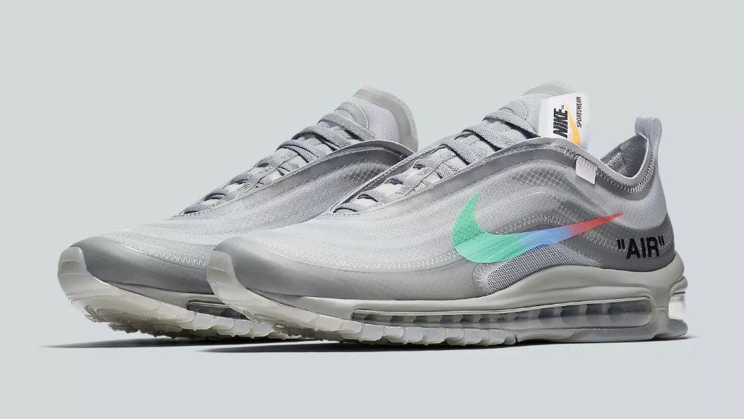 "WTS (Ready Stock) OFF-WHITE x Nike Air Max 97 ""Menta"" (No trade ... e8c5d7551c"