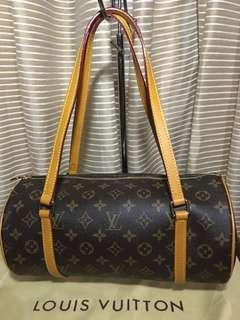 Preloved LV Papillon medium