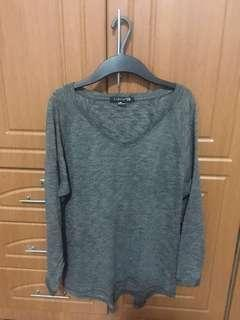 Forever 21 Knit in Gray