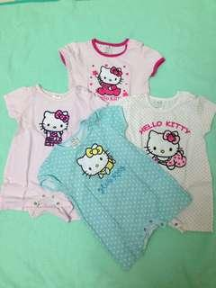 Hello Kitty Jumpsuit (4 pcs).