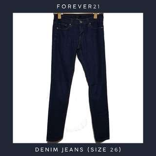 Forever 21 : Denim Jeans / Pants (Size 26)