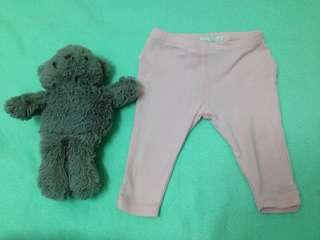 Guess Baby Legging (Light Pink).
