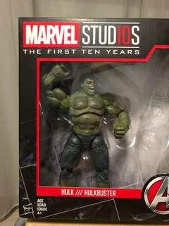 Marvel legends Hulk First 10 years Avengers
