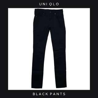 UNIQLO: Black Pants