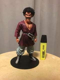 Dragonball Mr Satan Hercule