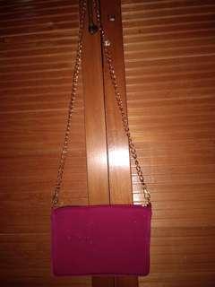Pinky sling bag