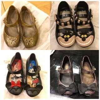 Updated! Mini Melissa all in size 8