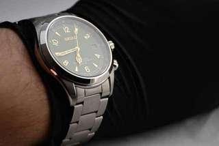 Seiko Alpinist SARB017 JDM Watch, with Original Seiko SARB013  Oyster Bracelet