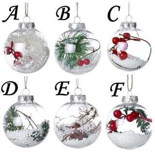 Christmas Ornament / Pendant / Decoration / Gift