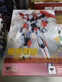 Bandai Metal build laevatein full metal panic gundam