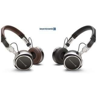 Beyerdynamic Aventho Wireless Mobile Tesla Bluetooth On-Ear Headphones with Sound Personalization (Closed-Back)