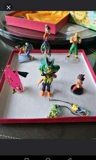 Dragon Ball Gashapon and Rare Figures