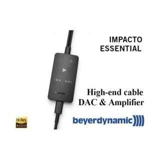 Beyerdynamic Impacto Essential DAC & Headphone Amplifier