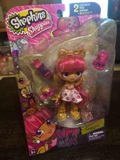 Shopkins Shoppies Wild Style Lippy Lulu