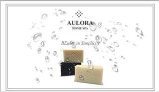 AULORA HANDCRAFTED SOAP BAR (3PC SET) PREORDER