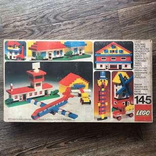 Lego Vintage 145 Basic Set