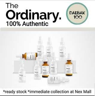 Top Seller!  The Ordinary Full Range of Products (Authentic)