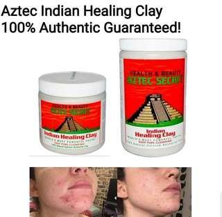 Lowest $!  Aztec Secret Indian Healing Clay (Authentic)