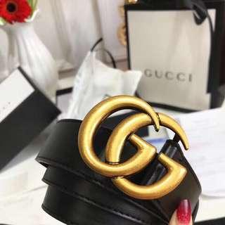 Gucci Belt complete package (w/ sizes)