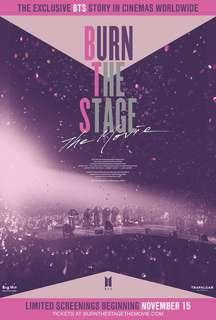 [WTS] Burn The Stage Movie Ticket x 1