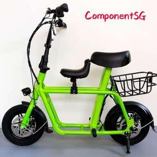 FIIDO 14ah Electric Scooter instock