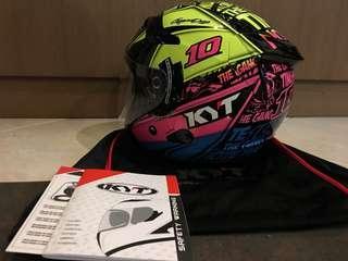 Helmet KYT Thitipong Open Visor
