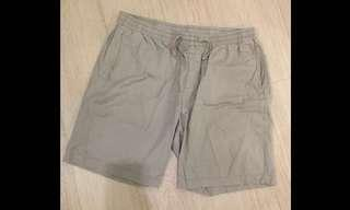 SPAO SHORTS (khakis) Sz XL (fit to sz 34-36)