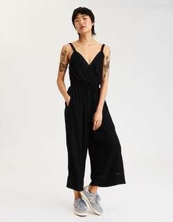 Black Jumpsuit by American Eagle