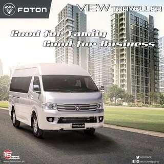 TRAVELLER 16 SEATER 128K DOWN ALL IN PROMO